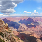 Beautiful view of Grand Canyon National Park