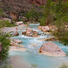 Further up Havasu Creek