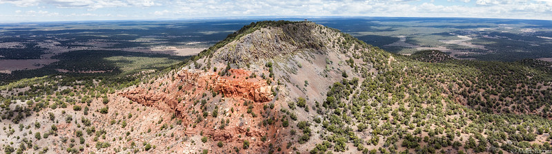 Red Butte South of Grand Canyon