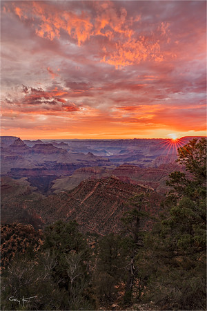 One Fine Morning, Grandview Point, Grand Canyon South Rim