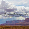 Clouds over the Vermilion Cliffs