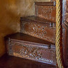 Stairway Detail - Duplex Suite