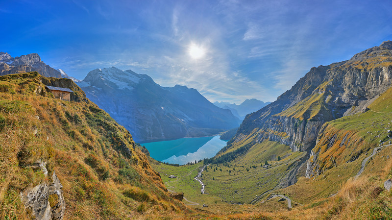 Oeschinensee #6, Kandersteg, Switzerland