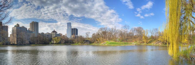 Harlem Meer, Central Park, NYC