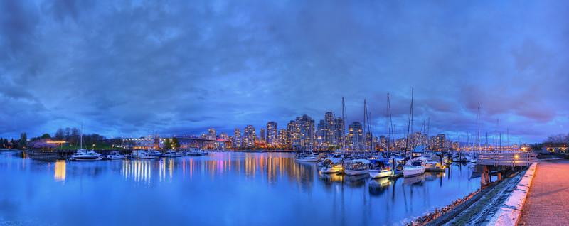 Vancouver Twilight, Vancouver, BC