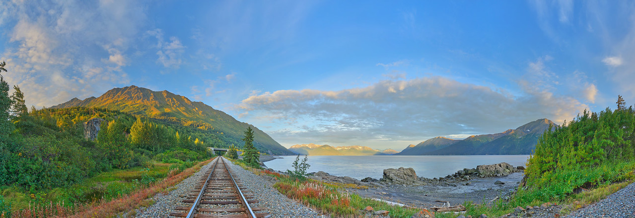 Turnagain Arm Vista #3, Anchorage, AK