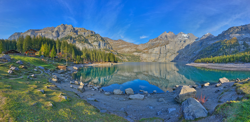 Oeschinensee #13, Kandersteg, Switzerland