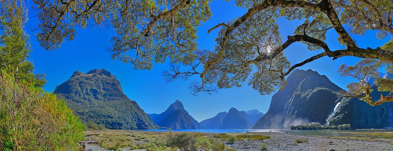 Milford Sound, Fiordland National Park, New Zealand
