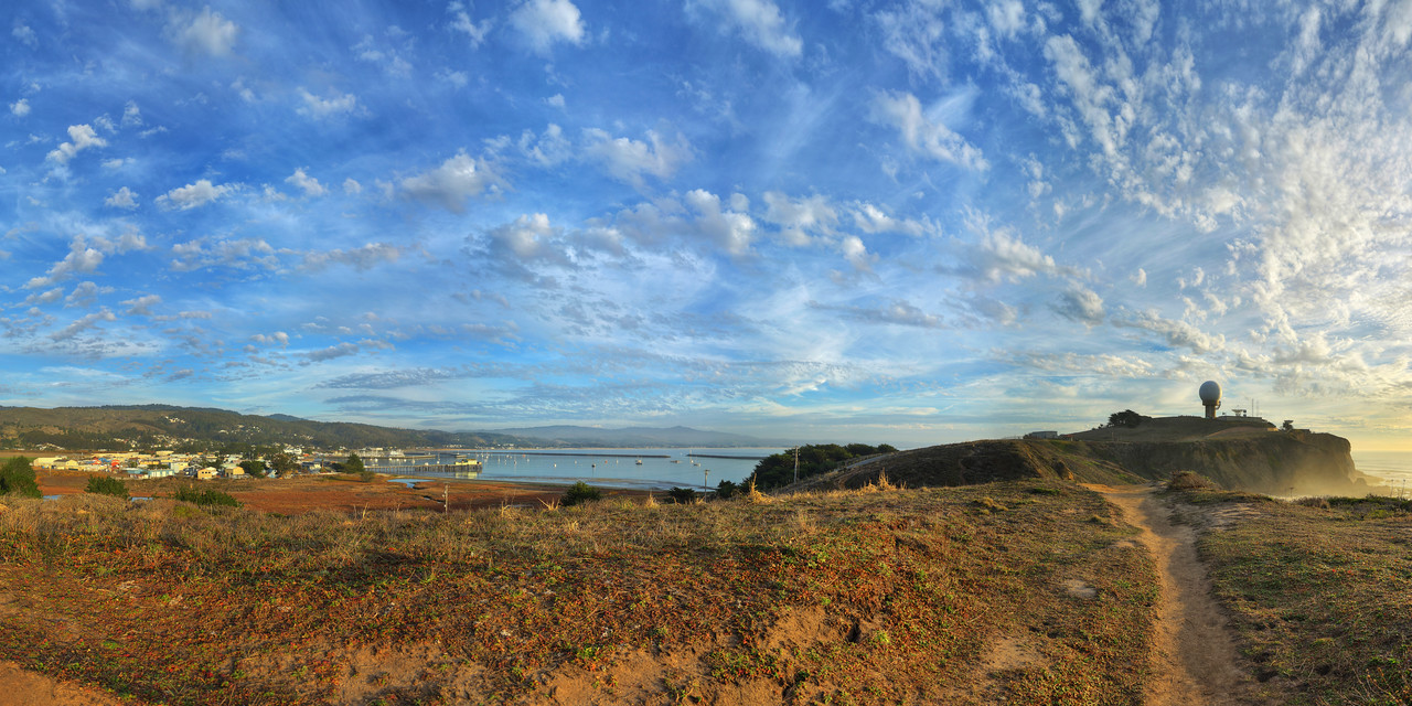 Pillar Point, Half Moon Bay, CA