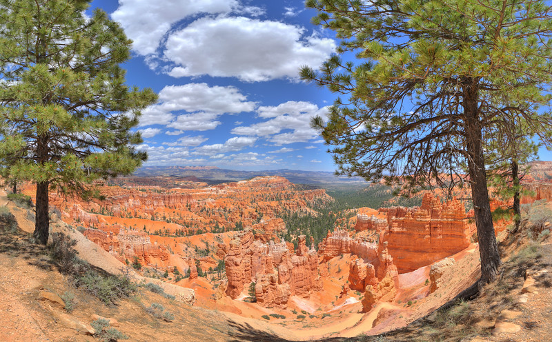 Amphitheater Vista, Bryce Canyon National Park, UT