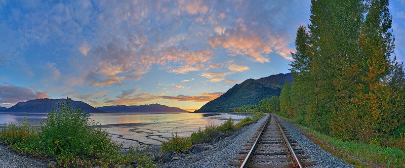 Turnagain Arm Vista #4, Anchorage, AK