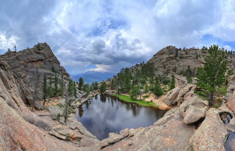 Gem Lake, Rocky Mountain National Park, CO