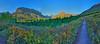 Iceberg Lake Trail Vista #1, Glacier National Park, MT