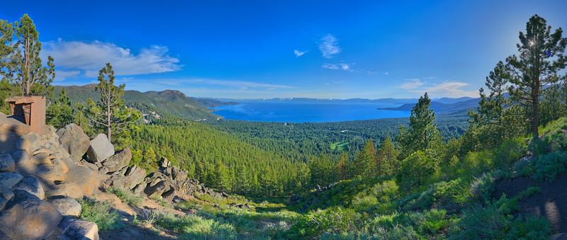 Mount Rose Highway Scenic Overlook, NV