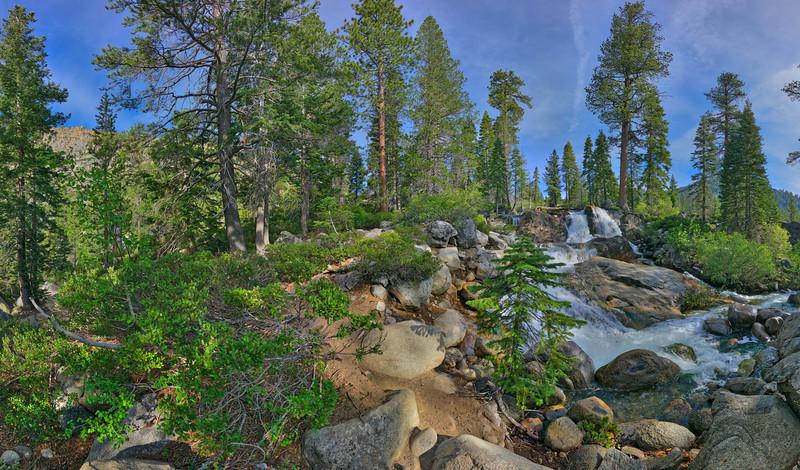 Shirley Lake Trail #1, Squaw Valley, CA