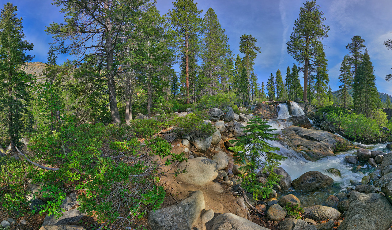 Shirley Lake Trail #1, Squaw Valley, CA