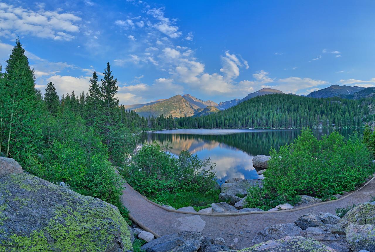 Bear Lake, Rocky Mountain National Park, CO