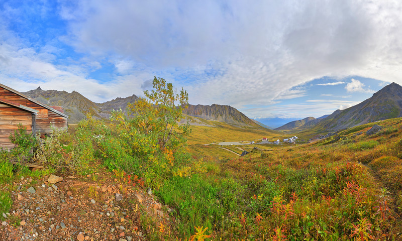 Independence Mine near Palmer, AK (#2)