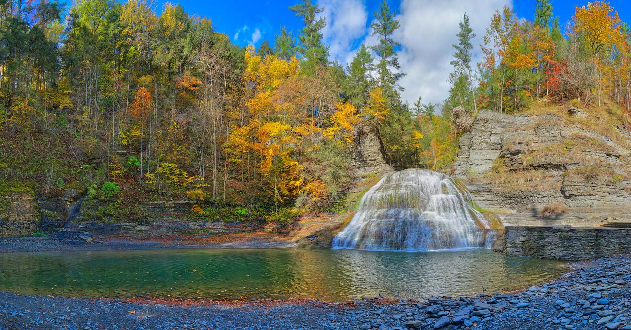 Enfield Falls, Ithaca, NY