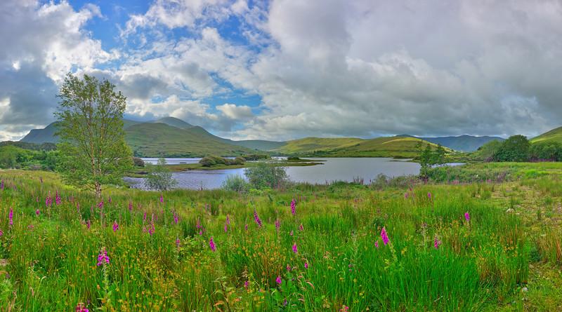 Killary Fjord, Ireland
