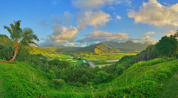 Hanalei Valley, Kauai, HI