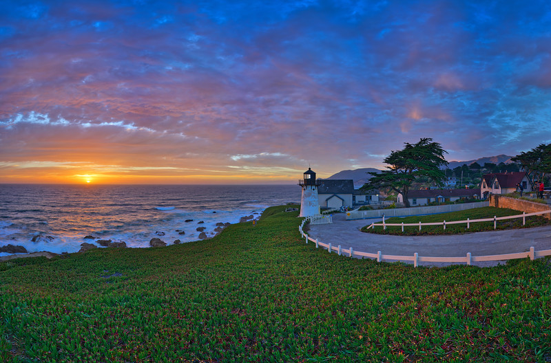 Summer Solstice 2016 at Point Montara Lighthouse, Montara, CA