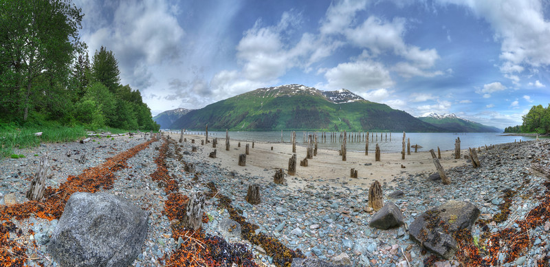 Sandy Beach, Juneau, AK