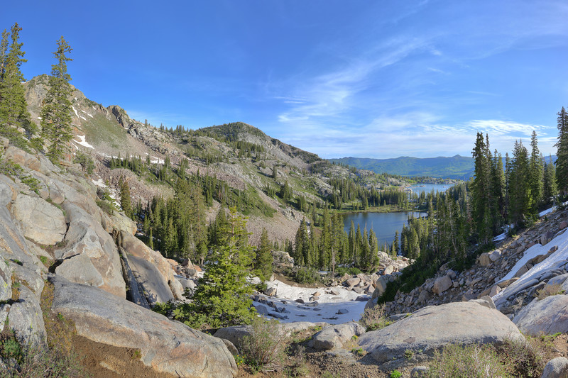 Brighton Lakes Vista, Big Cottonwood Canyon, UT