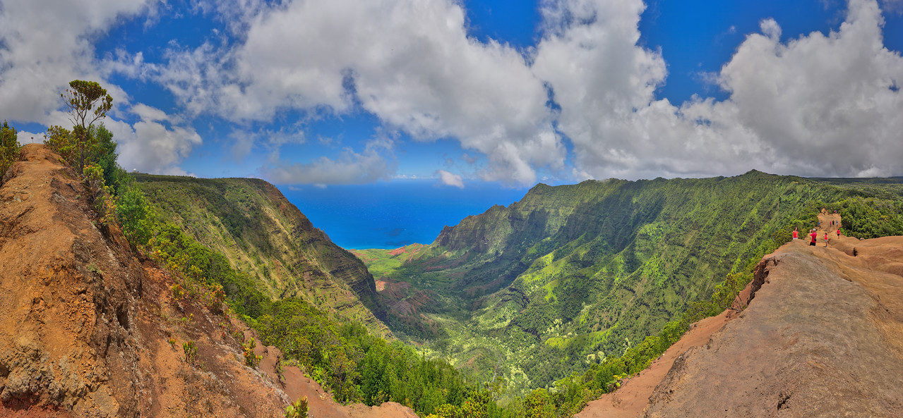 Kalalau Valley, Kauai, HI
