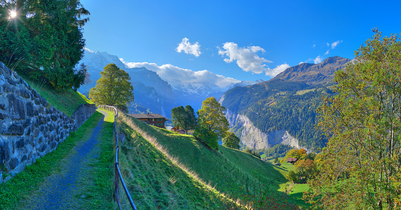 Wengen Vista #2, Wengen, Switzerland