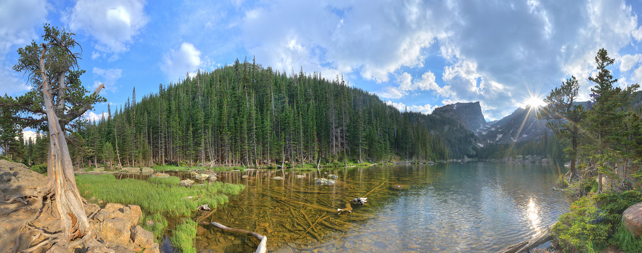 Dream Lake, Rocky Mountain National Park, CO