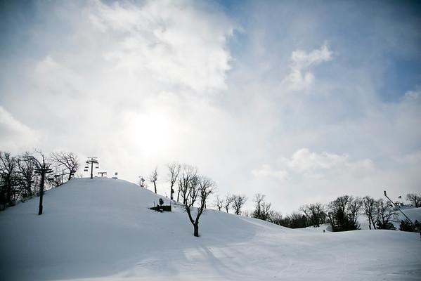 OUTSIDE WINTER SNOW (EMPTY -0)