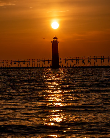 """Solar Alignment"" in Grand Haven"