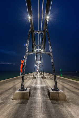 Grand Haven's Catwalk to Infinity