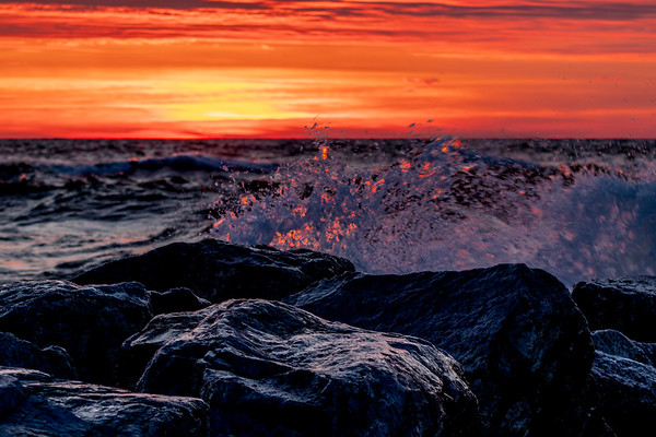 A Splash of Lava in Grand Haven