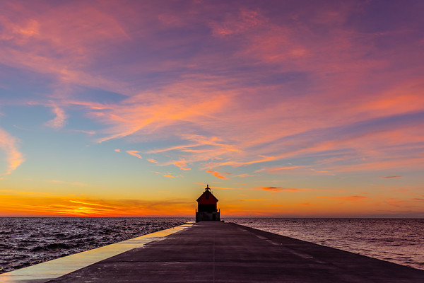 Big Sky Country in Grand Haven
