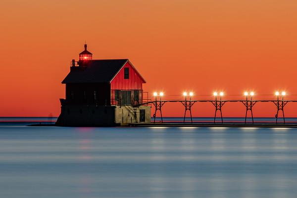 Never-ending Summer Sunsets