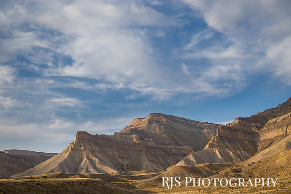 Grand Junction Book Cliffs
