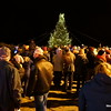 Lighting of the Christmas Tree.