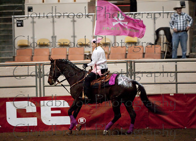 Grand National Rodeo...Drill Team Jackpot 2010