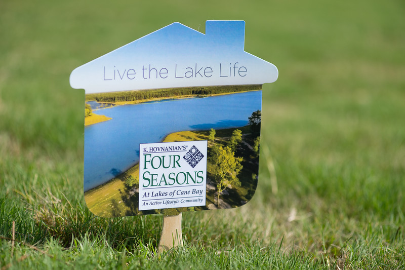 The Opening of K. Hovnanian's Four Seasons At Lakes of Cane Bay, an Active Lifestyle Community.