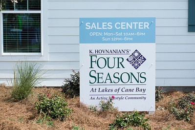 K. Hovnanian's Four Seasons At Lakes of Cane Bay, an Active Lifestyle Community Opening