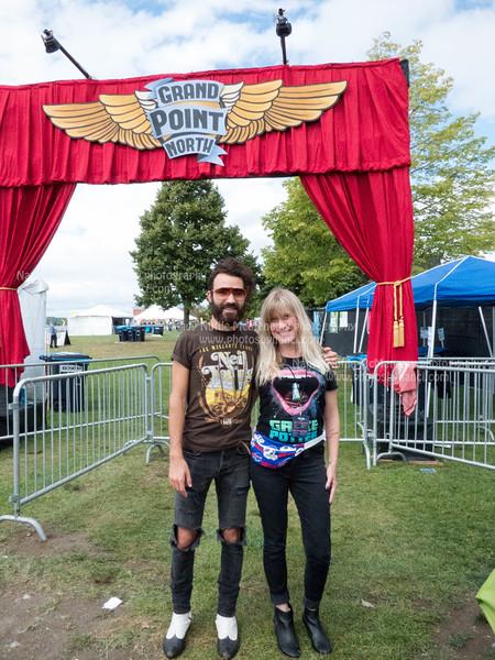 Grand Point 2015 Sunday Crowd