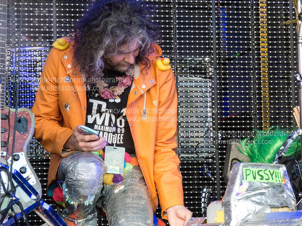 Grand Point 2015 The Flaming Lips