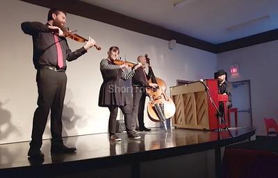 Irene Cook - The Blazing Fiddles