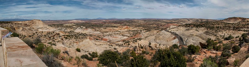 Head of the Rocks Overlook, Grand Staircase-Escalante National Monument, Utah