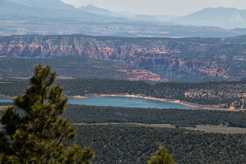 Larb Hollow Overlook, Fishlake National Forest, Teasdale, UT 84773