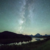 Milky Way Over Oxbow Bend