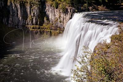 Mesa Falls Autumn