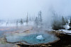 Bubbling Hot Spring